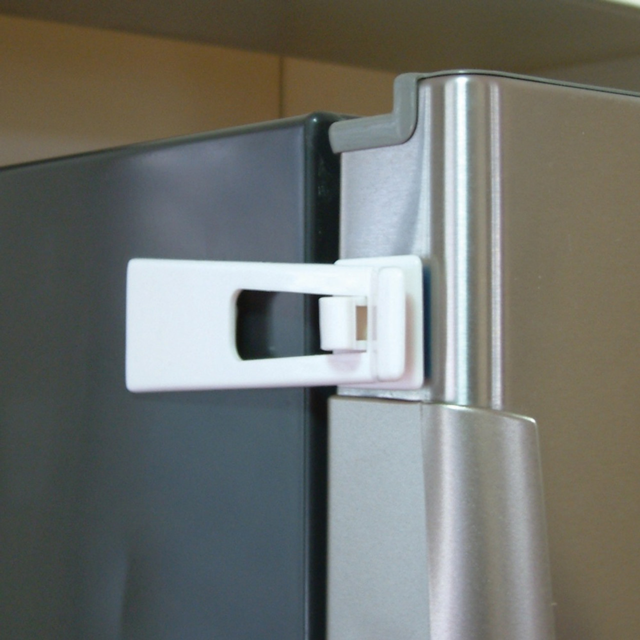 Dreambaby Refrigerator Latch White