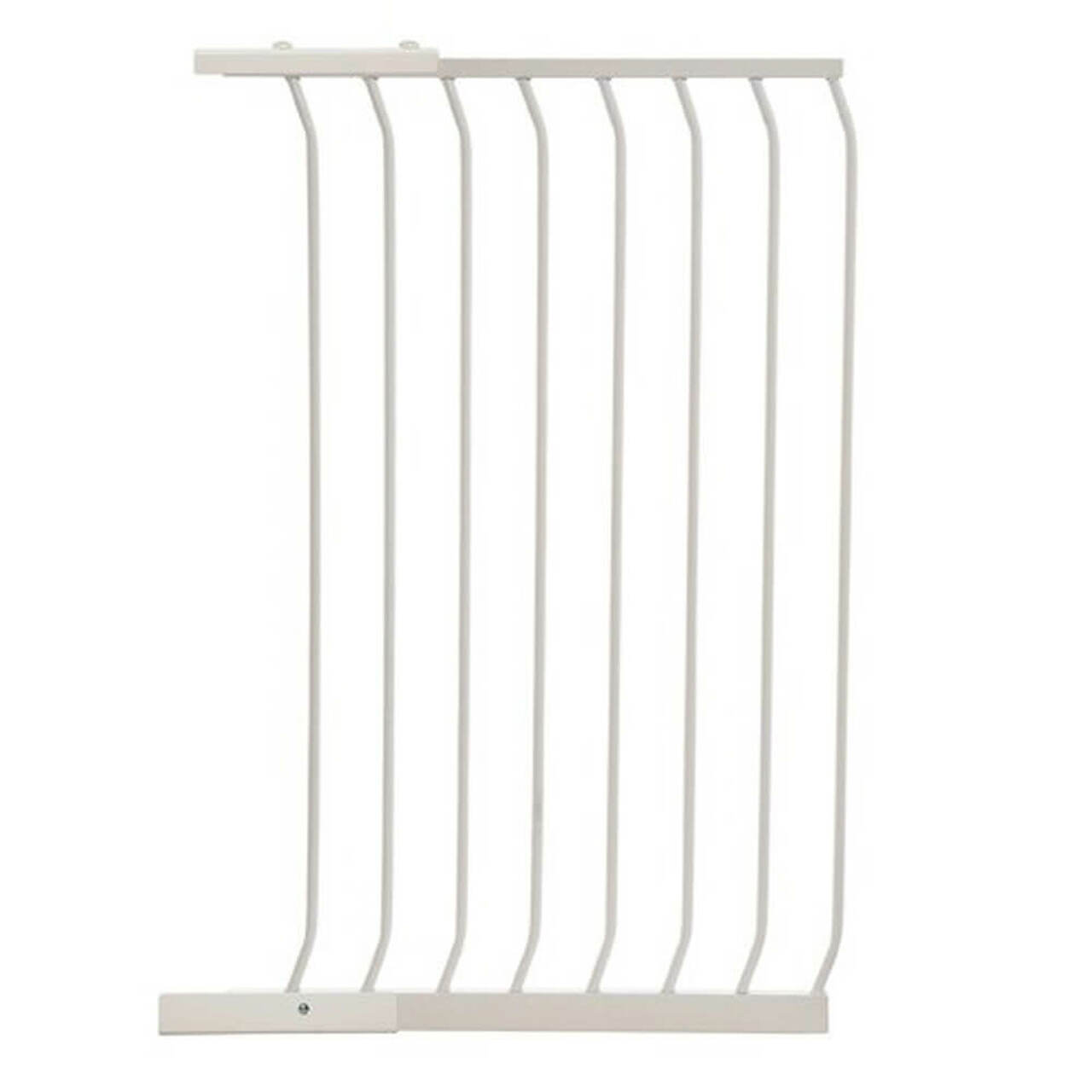 Dreambaby Chelsea 63cm Tall Gate Extension F844 (old packaging) at Baby Barn Discounts Dreambaby® Chelsea Tall Gates are 1M high and provide greater security.