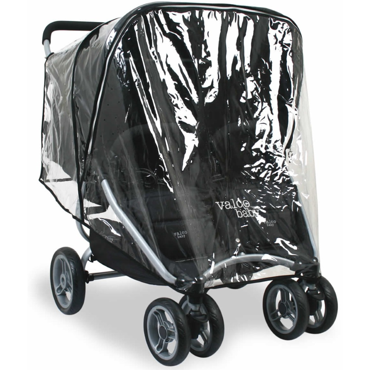 Valco Snap Duo Wind & Rain Cover for Two Hoods