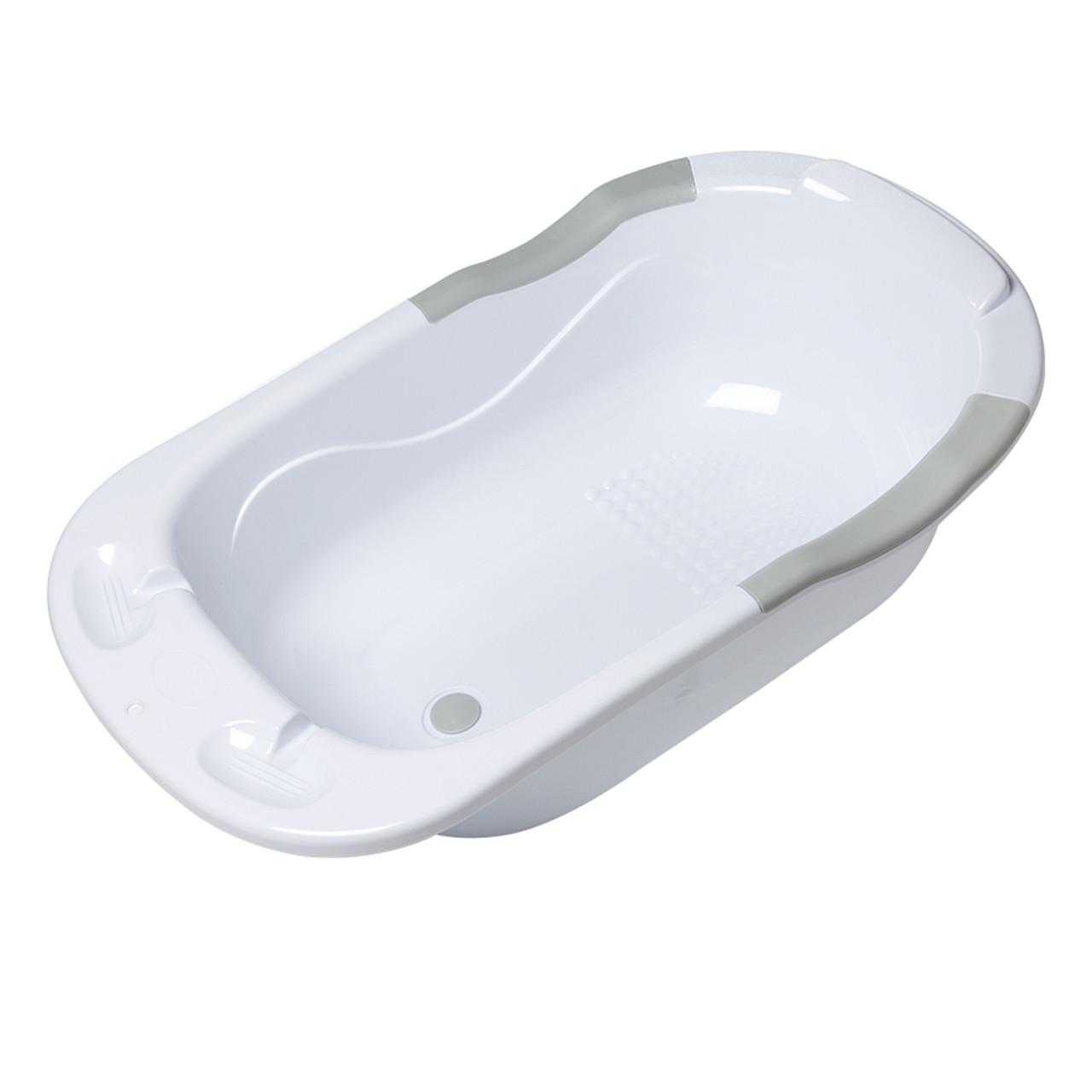 Big Softies White Plastic Baby Bath