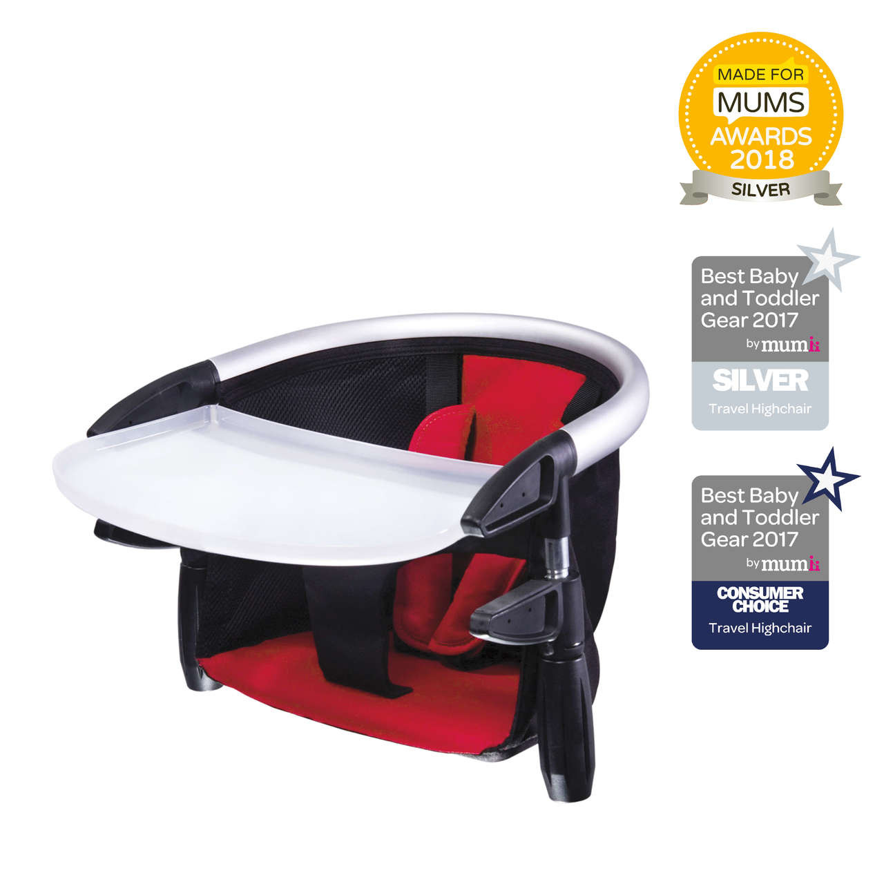 Phil & Teds Lobster Portable High Chair