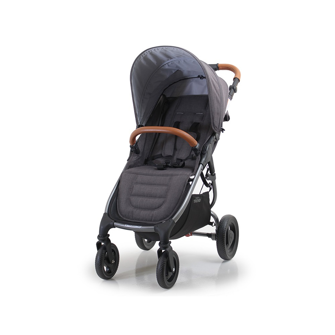 Valco Snap Trend Tailormade 4 Wheel Stroller - The perfect blend of comfort and design, this maneuverable stroller is a great fit for a family on the go.