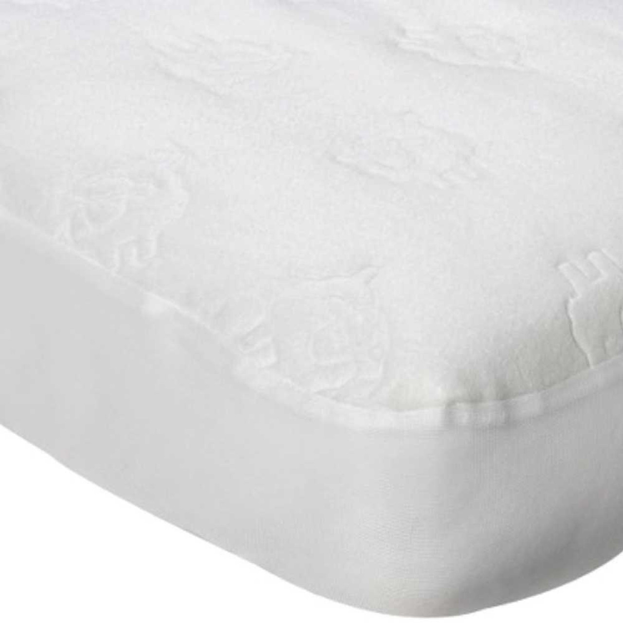 Playette Travel Cot Water Resistant Mattress Protector Embossed Sheep Vend Uncategorized 19.95