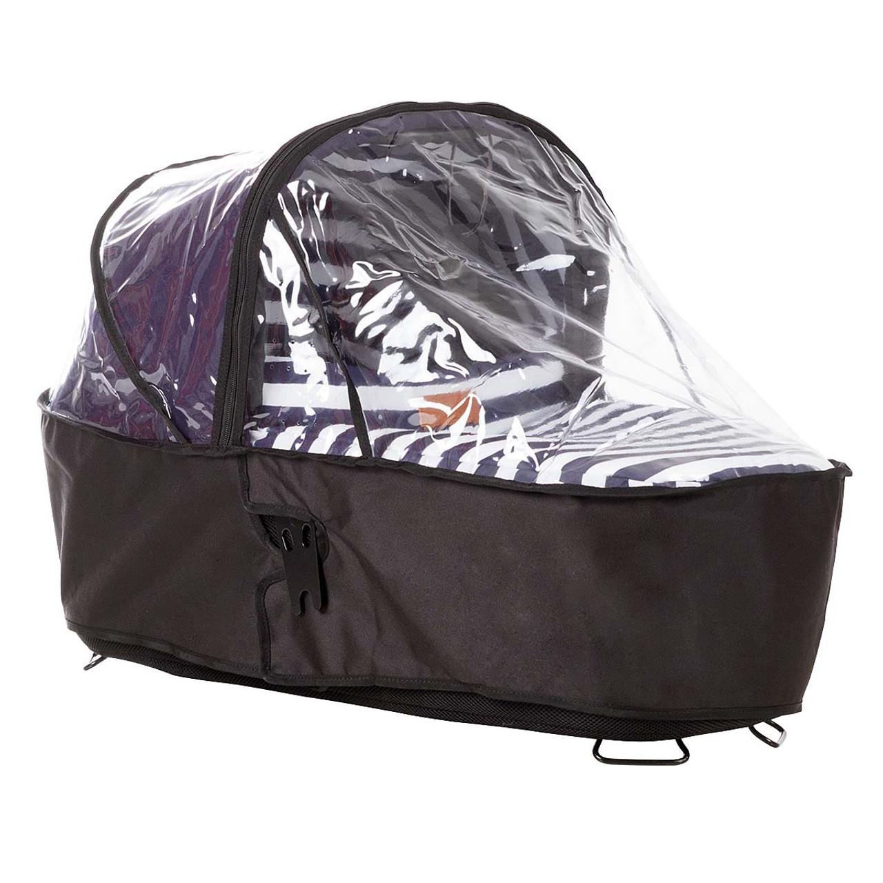 Mountain Buggy Rain Cover for Carrycot Plus fits Swift / Mini / Urban Jungle / Terrain / +One