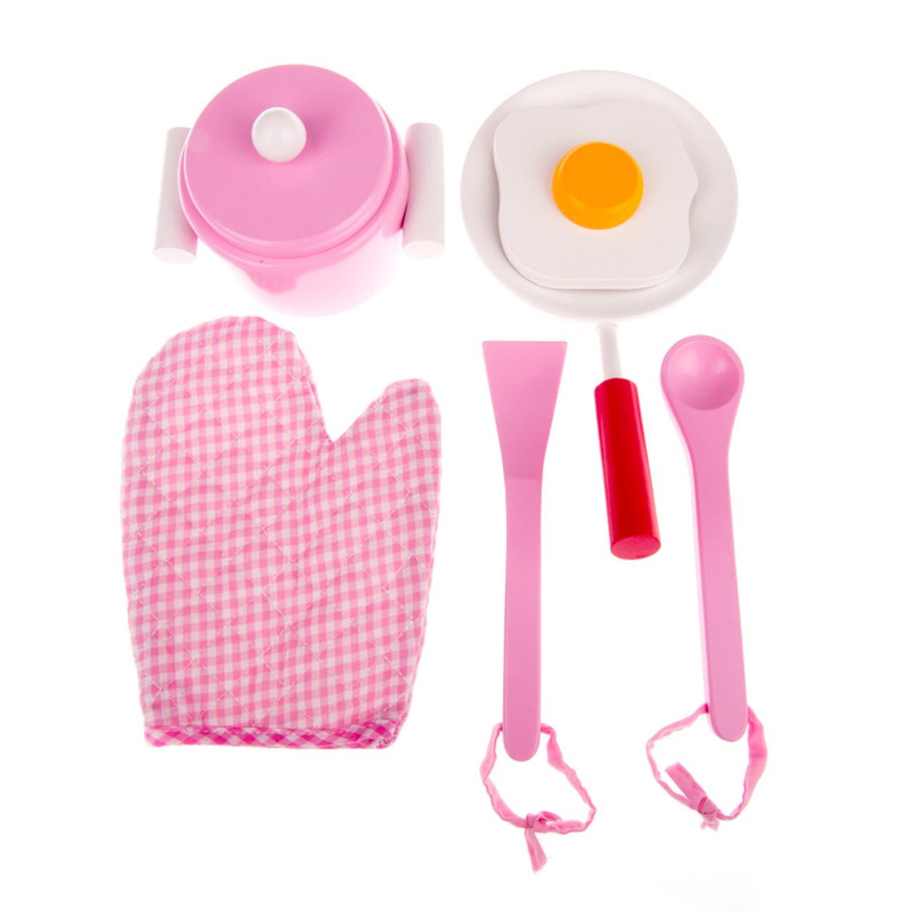 Fun Factory - Cooking Kitchen Pink Set 7 pcs
