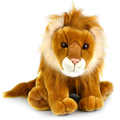 Korimco Lion Friendlee Plush Toy Small 23cm