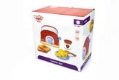 Kaper Kidz Toaster Set Wooden Toy
