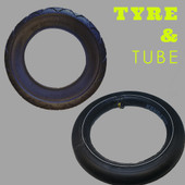 Mountain Buggy Swift New Styles Tread Tyre 10 Inch including Tube