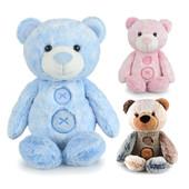 Korimco Patches the Bear Soft Plush Teddy Bear Large 40cm