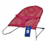 Babyhood Safety Mesh Bouncer - Pink