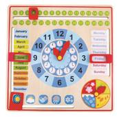 Tooky Toy Kids Wooden My Calendar