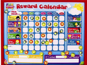 Fun Factory Magnetic Reward Calendar