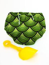 Pea Pods Swimmers - Dragon Scales