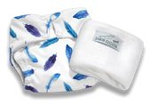 Pea Pods Modern Cloth Nappies One Size Fits Most at Baby Barn - FEATHERS