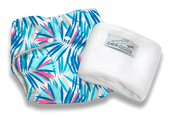 Pea Pods Modern Cloth Nappies One Size Fits Most at Baby Barn - PALM LEAVES