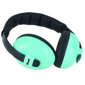 Baby Banz Mini Earmuffs for 3 month+ - TURQUOISE