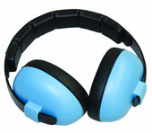 Baby Banz Mini Earmuffs for 3 month+ - PASTEL BLUE