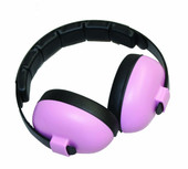 Baby Banz Mini Earmuffs for 3 month+ - PASTEL PINK