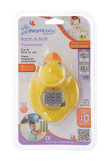 Dreambaby Room & Bath Thermometer - DUCK