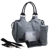 Valco Baby Mothers/ Nappy Bag - GREY