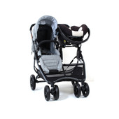 SAMPLE- Valco Baby Snap Ultra Duo Grey Marle - Capsule sold separately