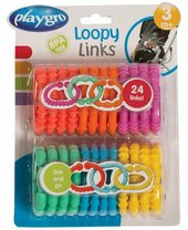 Playgro Loopy Links 24pk