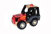 Koala Dream Wooden Truck - RED TRACTOR