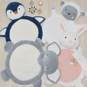 Living Textiles Plush Play Mat at Baby Barn Discounts