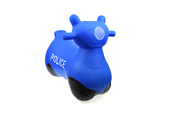 Kaper Kidz Bouncy Rider Ride on Toy - POLICE