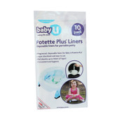 Baby U Potette Plus Travel Potty Disposable Liners (10 pack)