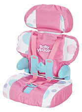Casdon Baby Huggles Doll Car Booster Seat