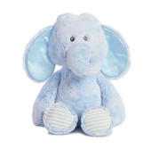 Korimco Snuggy Elephant 30 cm - BLUE