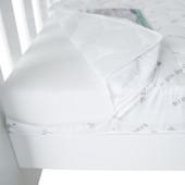 Babyhood Breathe Eze Cot Mattress 129.5 cm x 69 cm