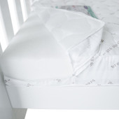 Babyhood Breathe Eze Cot Mattress 120 x 60 cm