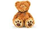 Korimco Marley Brown Bear 35cm
