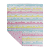 Lolli Living All Season Cot Quilt Ice Cream