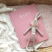 Write to Me Baby Journal Birth To Five Years