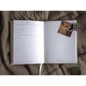 Write to You Bump Pregnancy Journal