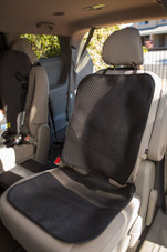 InfaSecure Non-slip Seat Protector Black