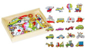 Fun Factory 20pcs Magnetic Transport
