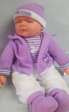 BD46 Peyton Purple