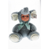 Cotton Candy Fur Babies 25cm BFF133 Ethan Elephant