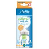 Dr Brown's Option PLUS Wide Neck Bottle 150ml 1pk