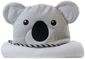Bubba Blue Novelty Hodded Towel - KOALA