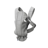 Baby Bjorn Carrier Mini 3D Jersey - LIGHT GREY
