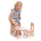 Tender Leaf Toys Doll Sweetiepie Table & Chairs