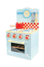Le Toy Van Honeybake Home Pink Oven & Hob BLUE at Baby Barn Discounts A stylish painted wooden oven and hob set from LE Toy Van.