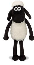 Shaun The Sheep 30cm (with plastic eyes)