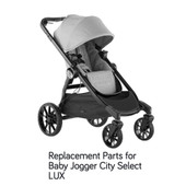 Baby Jogger City Select LUX Under Basket