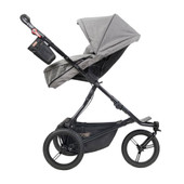 Mountain Buggy Carrycot PLUS for Urban Jungle, Terrain and +one - Herringbone